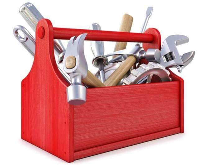 herramientas y claves