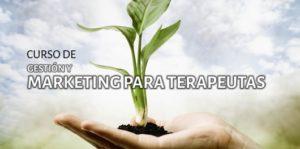 Reserva del Curso de gestion y marketing para terapeutas
