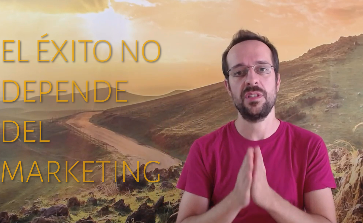 La clave del éxito no es el marketing - marketing para terapeutas